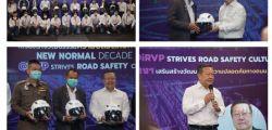 สคอ.ร่วมงานเปิดศูนย์ข้อมูลอุบัติเหตุทางถนน Thai RSC (New Version)